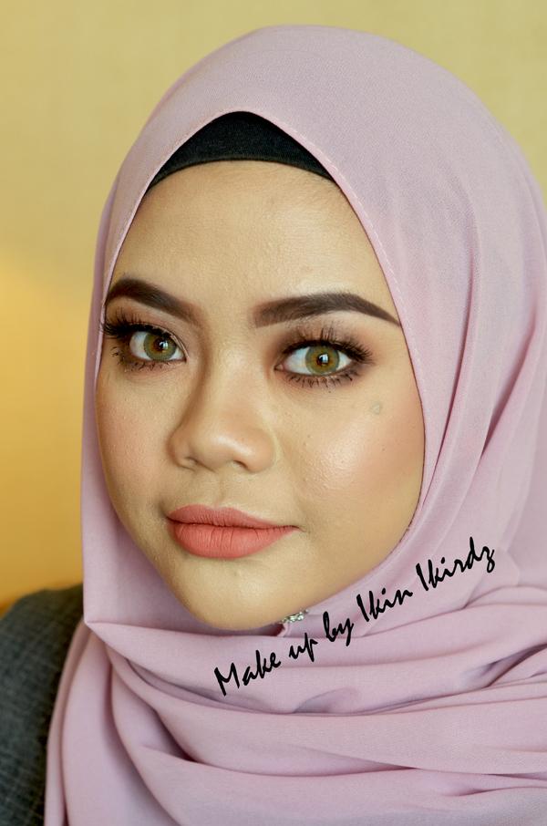 muslimah-make-up-solekan-pengantin-Nars-chanel-profesional-artistry-skm-johor-bharu-nikah-sanding-puchong-selangor-putrajaya-bengkel-murahbelajar-makeup